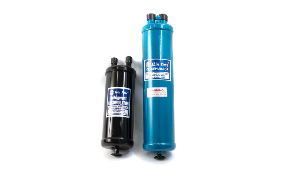 Oil Separator & Accumulator